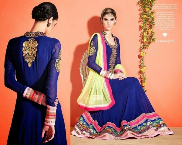 Indian Fancy Anarkali Frocks