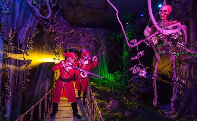 The Pirate Adventure, Melaka Alive, 5D Experience, Melaka, Road Trip, Pirates of Melaka