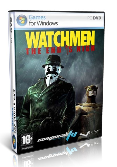 Watchmen The End Is Nigh Juego para PC en Espaol DVD5 
