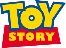 Toy Story And Toy Story 2 Logo