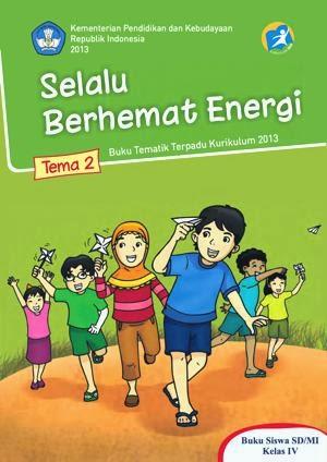 Buku SD Kurikulum 2013 untuk Guru dan Siswa