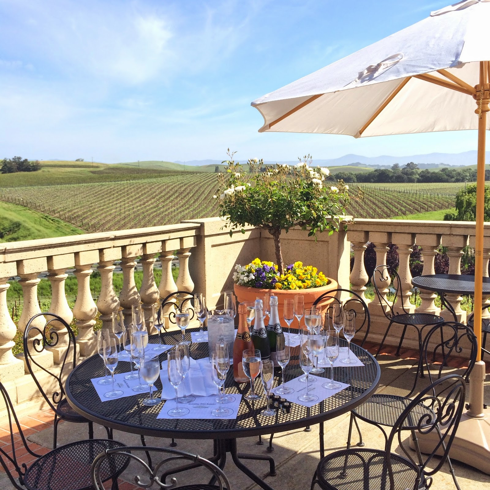 Getaways a girl 39 s guide to the napa valley northern for Northern california weekend getaway