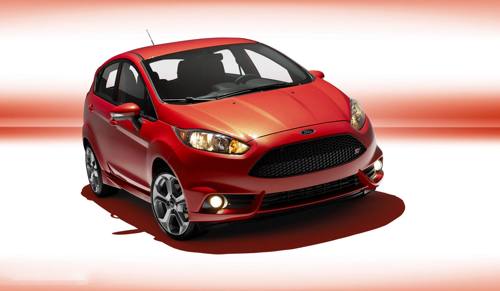 auto 2014 Ford Fiesta ST
