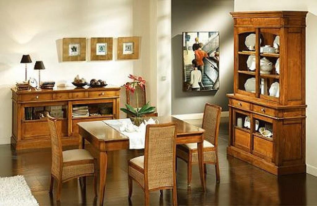 Mi casa mi hogar comedores r sticos for Comedor diario decoracion