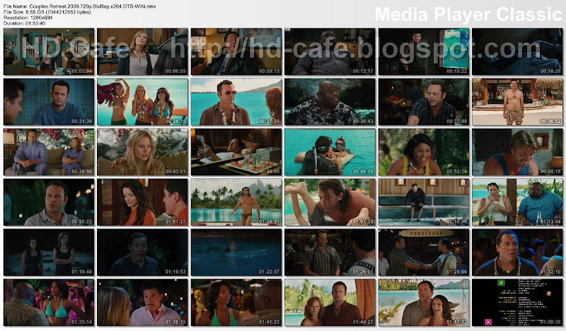 Couples Retreat 2009 video thumbnails