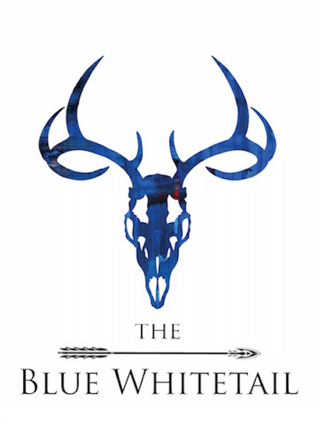 The Blue Whitetail