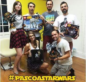 Concurso Páscoa Star Wars no Omelete