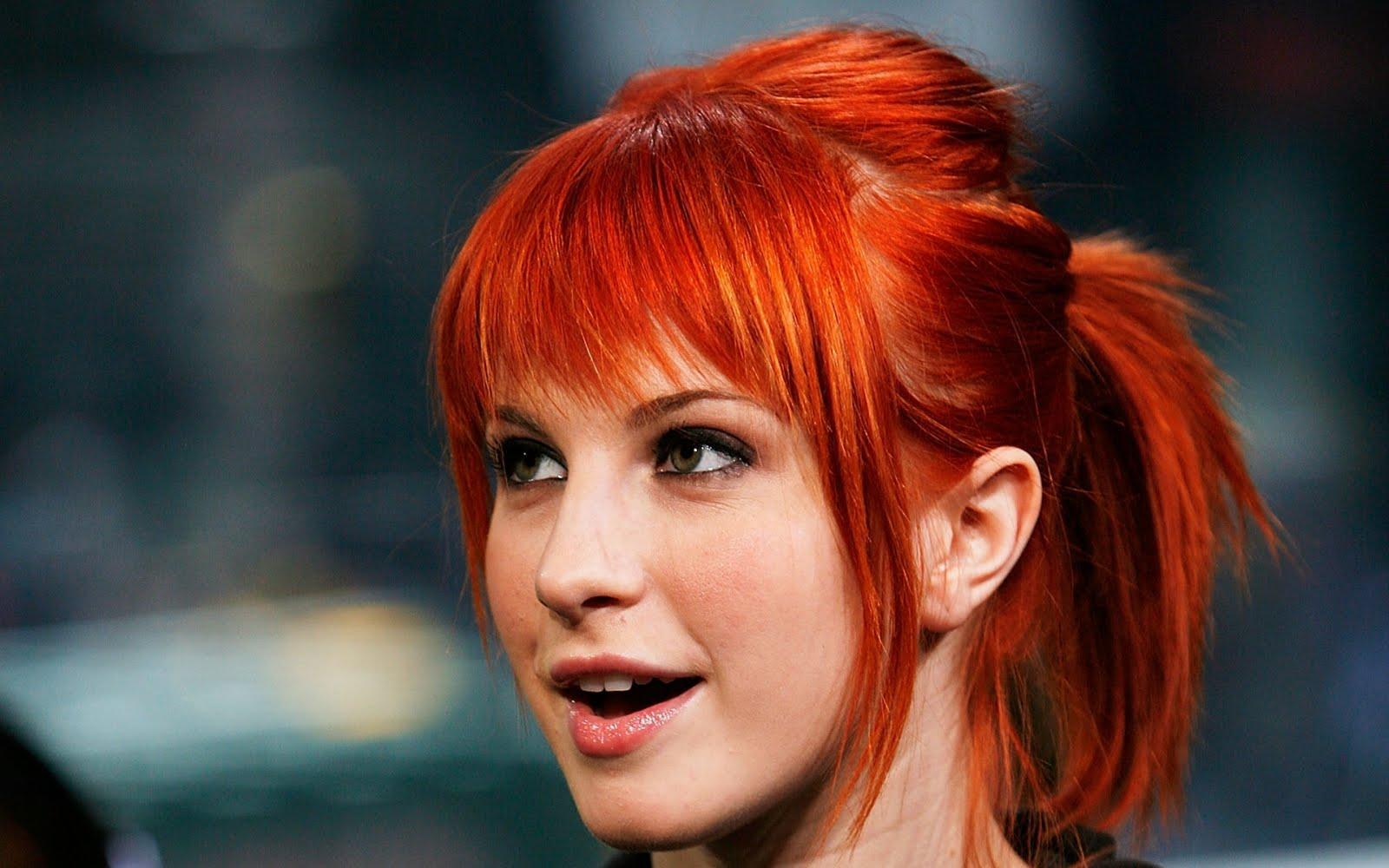 Рыженькие с короткими волосами 13 фотография