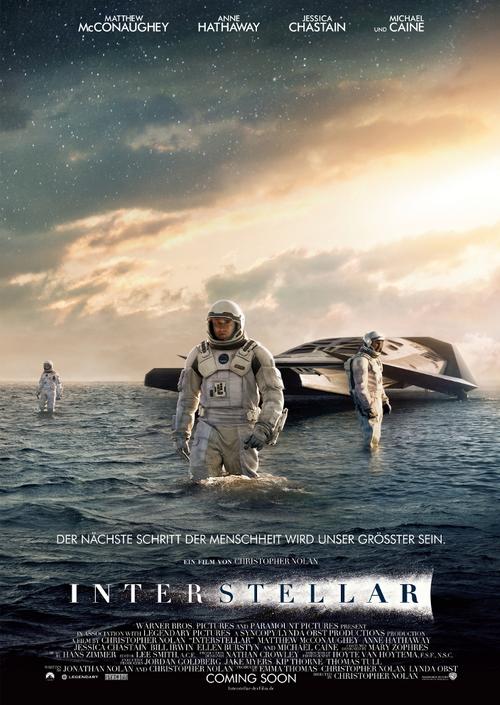 Filmtipp Familienfunk: Interstellar