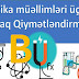 FİZİKA müəllimləri üçün Sınaq Qiymətləndirmə B