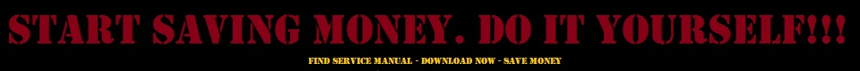 Service Manual Download