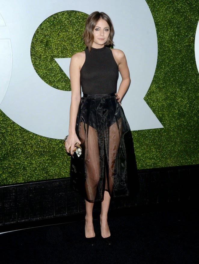 Willa Holland – 2014 GQ Men Of The Year Party in LA