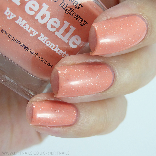 Picture Polish Rebelle