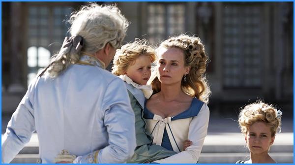 Diane Kruger, Les Adieux á la reine