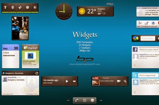 Android: Widgets