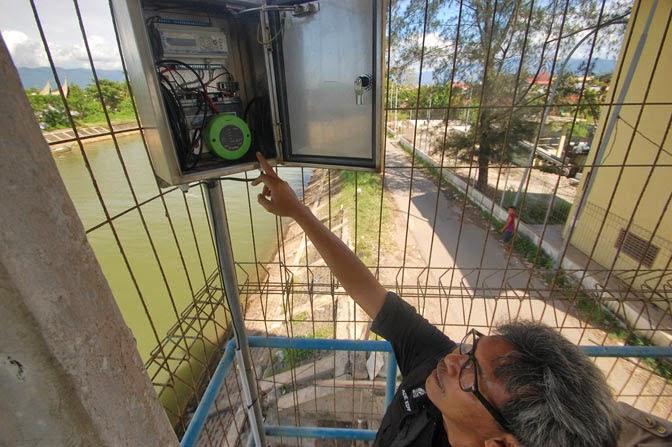 Teknologi Sistem Peringatan Dini Indonesia Unggul di ASEAN