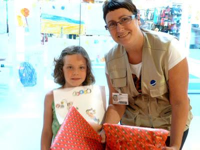 Salas infantiles omniocio concurso de dibujo de la sala for Valla infantil carrefour