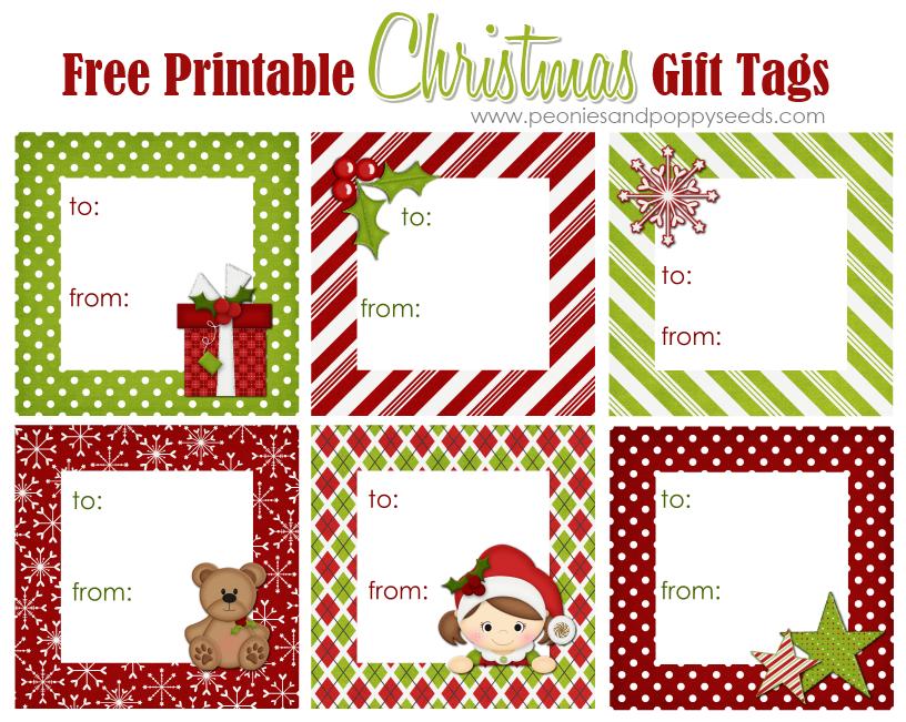 Christmas gift tag templates trattorialeondoro large christmas tags template blank gift tags templates maxwellsz