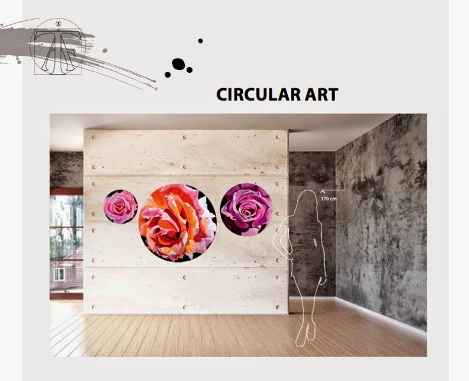 The Artwork Factory – Circular Art