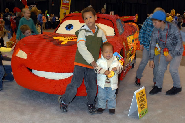 Fun at LEGO KidsFest in Cleveland - Win Tickets to @LEGOCreativity KidsFest in Columbus in November