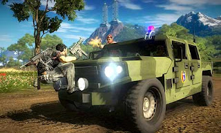 Just Cause 2 truck