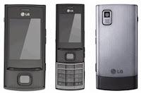 Spesifikasi Dan Harga Handphone LG GD550