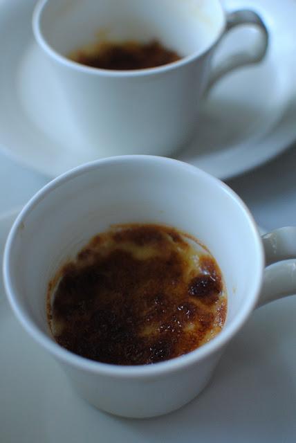 vaniljbrulée, crem brulée, creme brule, vaniljbrule, recept, efterrätt, dessert, fika, gott, blogg