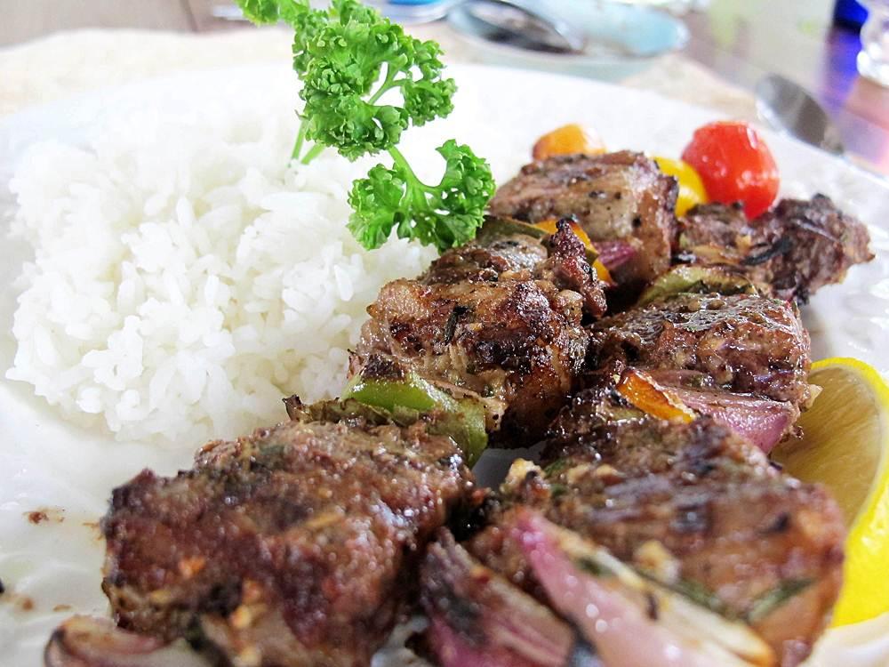 Marcia Adams Classic Shish Kebabs
