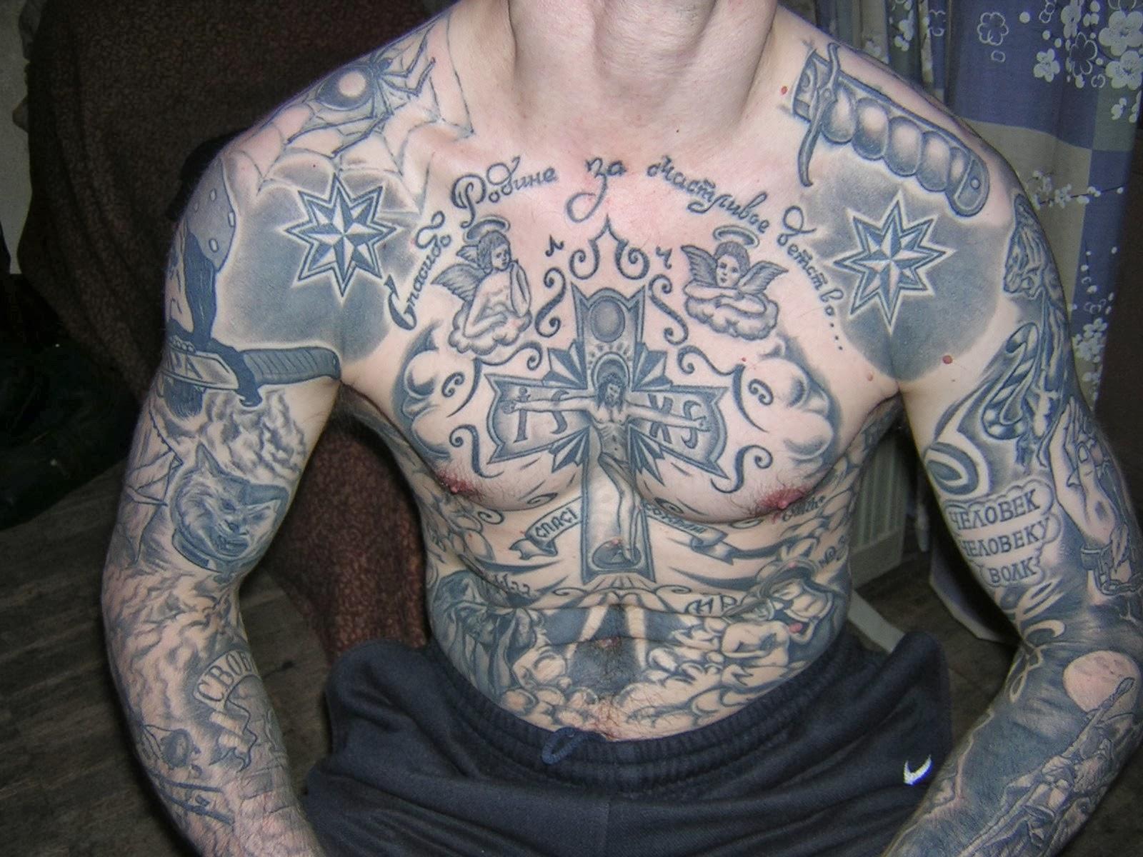 В какой стране запрещены тату