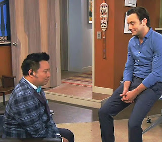 "Young & Hungry – Young & Thirty (...and getting married!) – Review:  ""A day late and a wedding cake short."""