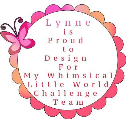 My Whimsical Little World Challenge Team
