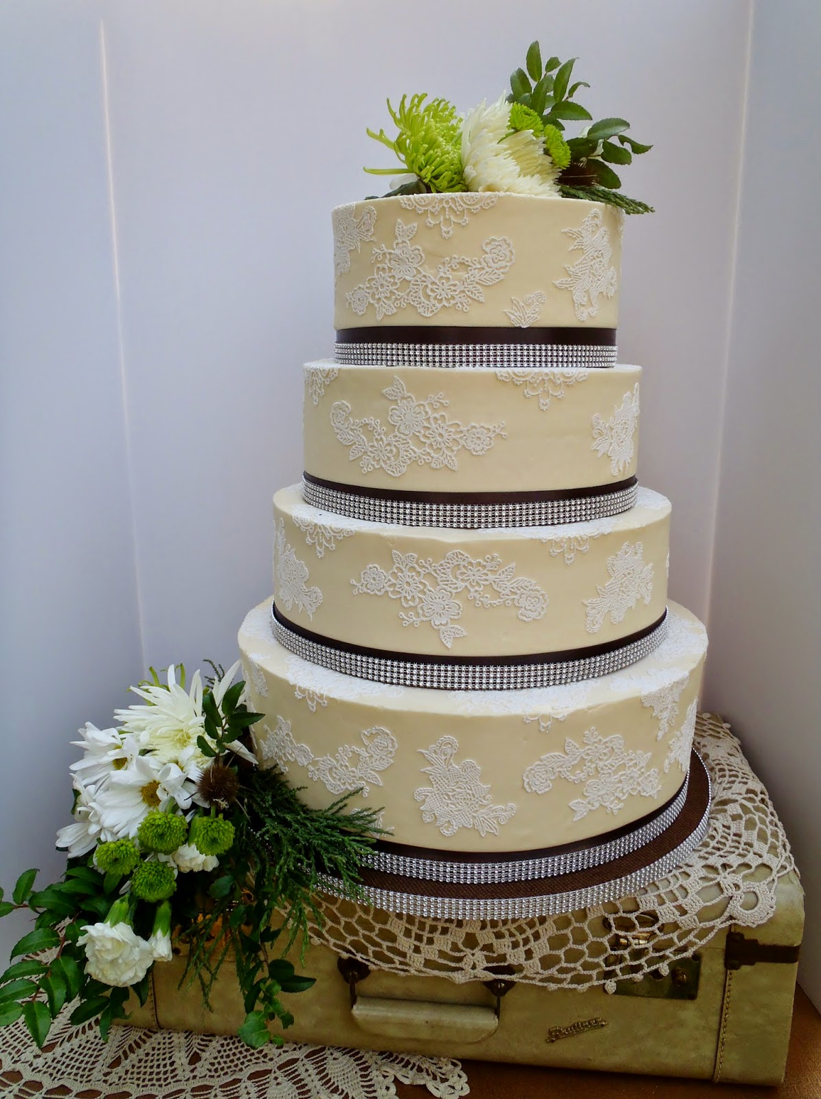 Simply Delicious Cakes Summer 2014 Weddings