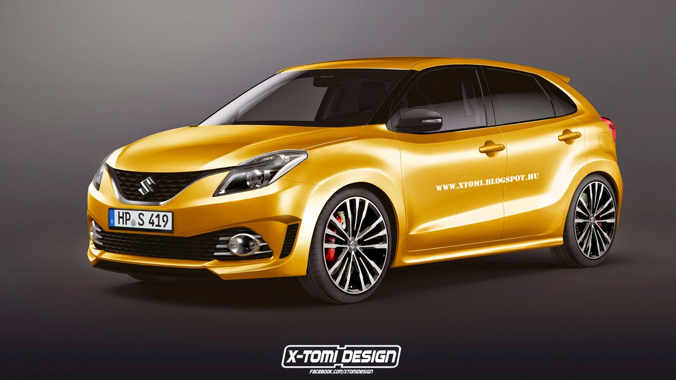 X Tomi Design Suzuki Swift Sport