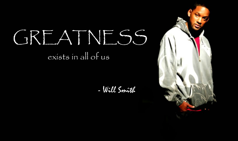 Best of quotes by will smith
