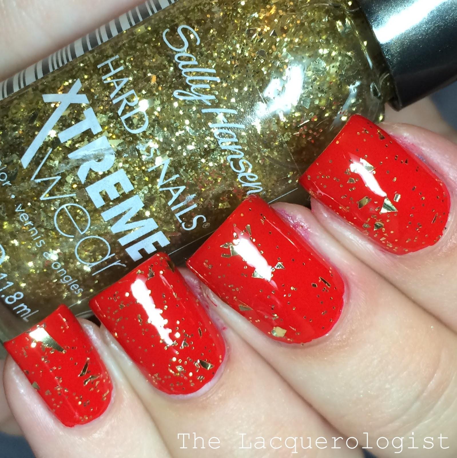 Sally Hansen Hard As Nails Xtreme Wear Fall 2015 Collection ...
