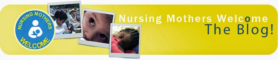 Nursing Mothers Welcome Blog
