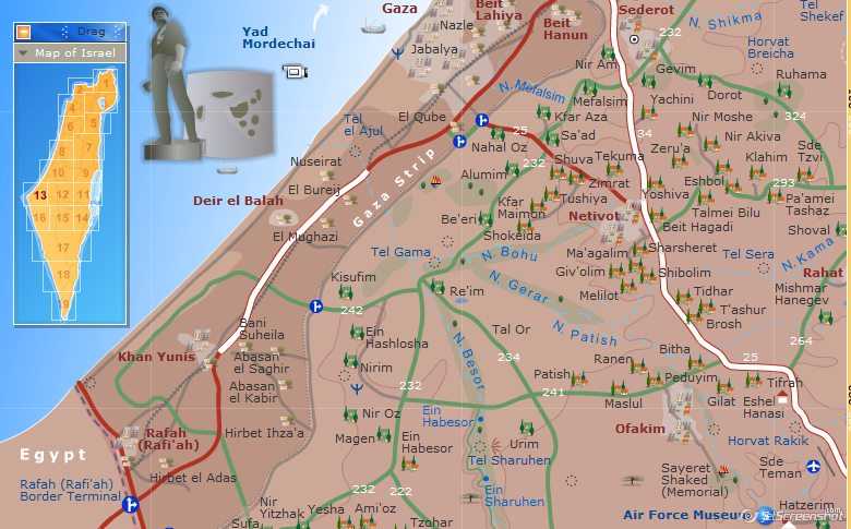Israel Matzav Liveblog Coordinated terror attacks near Egyptian border