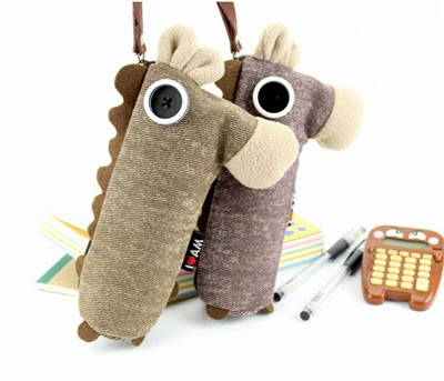 horse pencil cases at CoolPencilCase.com