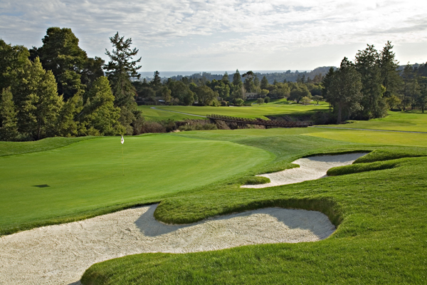 Pasatiempo 11th Hole
