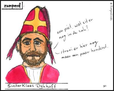 Zomperd - SinterKlaas Dijkhoff
