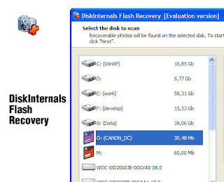 DiskInternals Partition Recovery v4.2