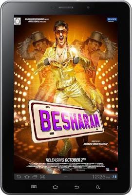 Besharam Movie Ringtones