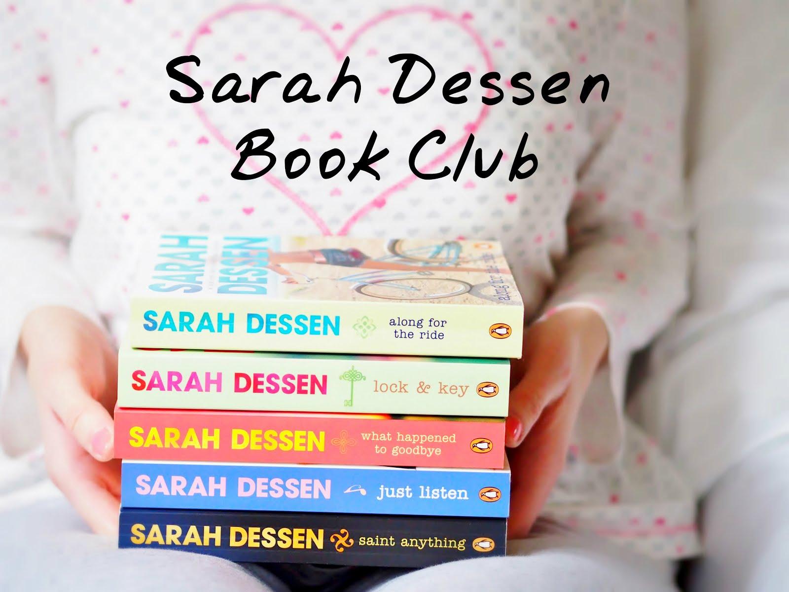 Sarah Dessen Book Club