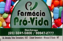 FARMACIA PRO VIDA