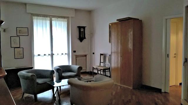 Bergamo Santa Lucia vendesi trilocale in Via Panseri 11