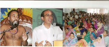 Public program at Khandwa
