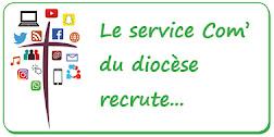 Le diocèse de Soissons recrute