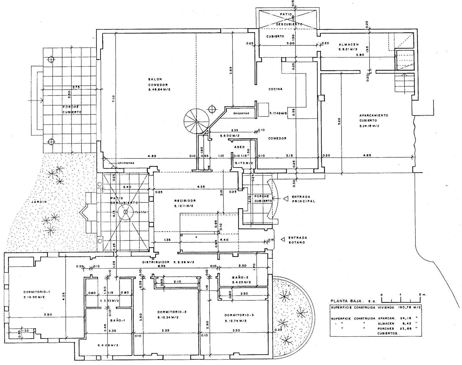 Planos arquitectonicos for Simbologia de niveles en planos arquitectonicos