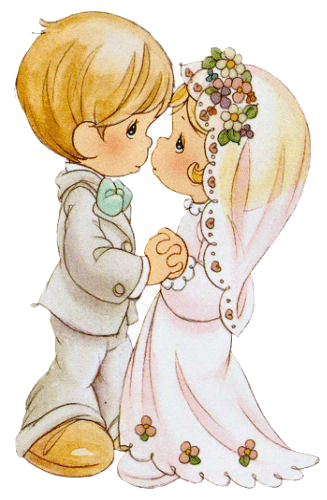 Preciosos momentos de amor