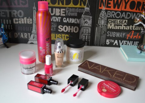 August Beauty Favourites!